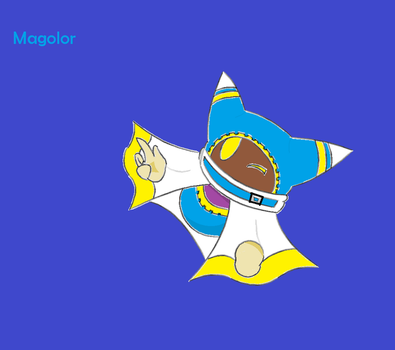 Magolor by Susie02