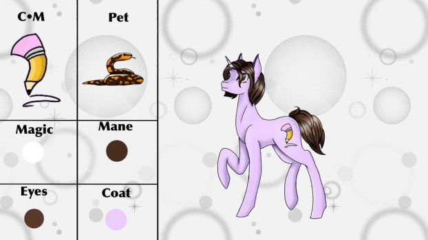 Ref sheet #6374649273 by primarycolor92