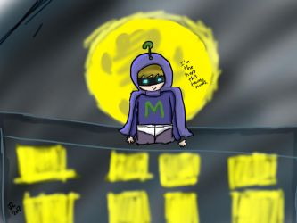 Im the hero this town needs by Aliceinkittyworld