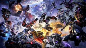 War for cybertron: Autobots vs Decepticons by Machining36