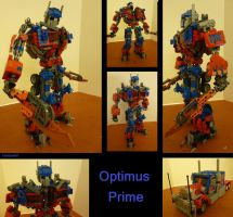 Optimus Prime #2 by Teridax467