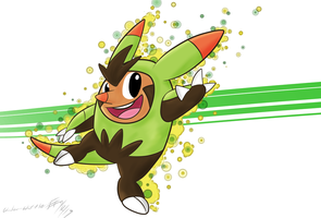 Make Way for Quilladin