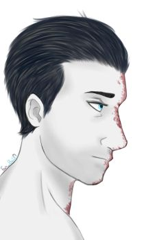Harvey Dent / Two-Face by MTCgaysniper
