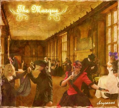The Masque by chrysanne