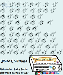 White Christmas by MercyMerciful