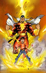 SHAZAM ! - Colors ! by Andre-VAZ