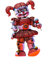 {SFM/FNAF/entry-collab} Circus baby. by MemeEver