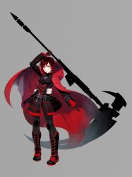 Ruby Rose - Armored Attire by ACGearmaker