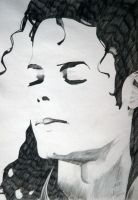 Michael Jackson by olgy