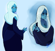 blue diamond by questionedSleeper