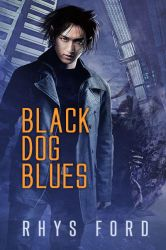 Cover art: Black Dog Blues by annecain