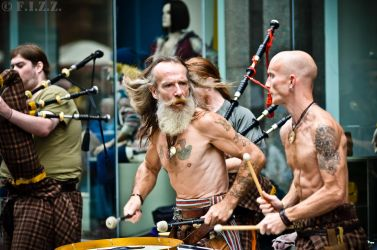 Scotland power music by thechevaliere