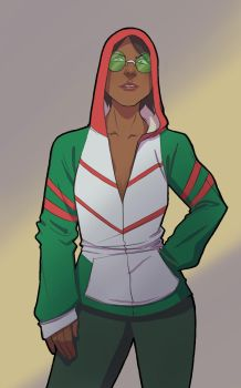 Little Red Rider Hood by angryzenmaster