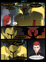 DU - Shattered p.3 by tortox