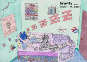 Gravity : Chapter 1 Title Page by KashianXanthe