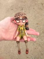 Sam from Moonrise Kingdom by Kahiah