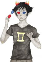 Sollux by Rainy-maiden