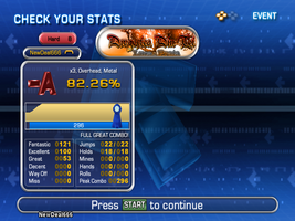 ITG2: max combo by newdeal666