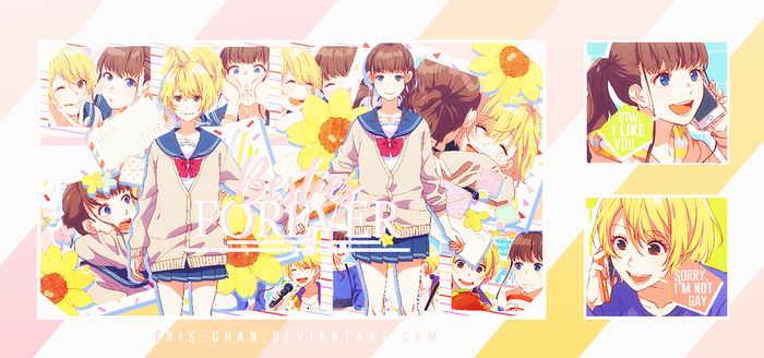 [ Tagwall ] Twins - CHiCO with HoneyWorks by Fris-chan