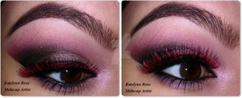 Valentine's Day Look - YOUTUBE TUTORIAL by KatelynnRose