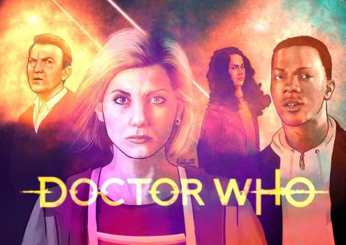 Doctor Who 2018 by RabidDog008