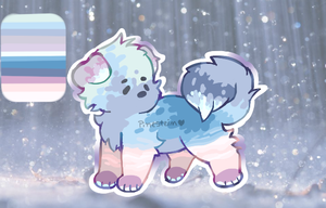 #8 Rainy Dog Auction [closed] by Pinestein