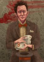ben linus and his friend by socke-scheusal