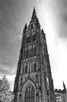 Coventry Cathedral 1 by AlanSmithers