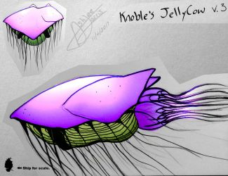 Knoble's Jellycow #3 by CookieOfPower