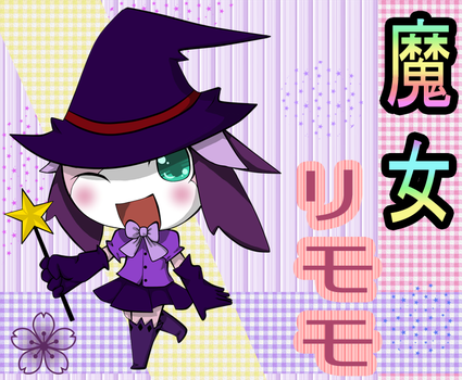 Lovely witch rimomo by aruruXchan