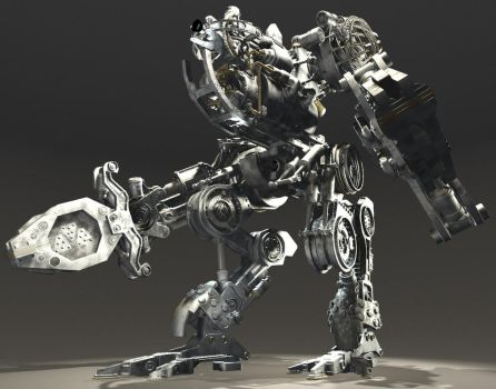 Bot2 SEMIFINISHED by chiaroscuro