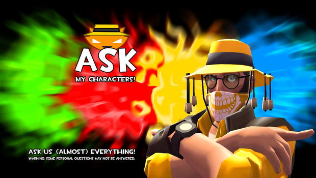 Ask Us! by HeroWolfMod