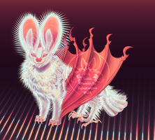 [OPEN] Flyena Adopt - White Rabbit by FlyingCarpets