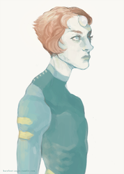 Pearl by AngieRoselli