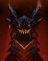Deathwing by Sephiansem