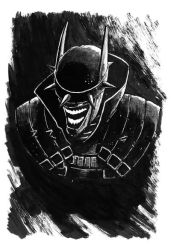 The batman who laughs by sannyargullozos88