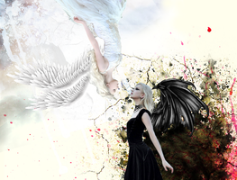 Duality of Spirit by SybilThorn