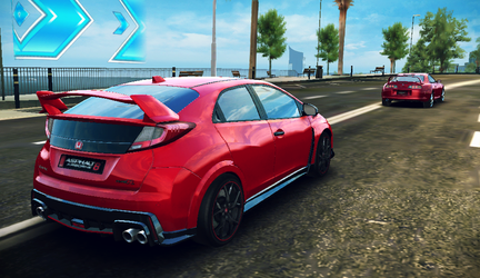 Civic Type R and Supra by GamePonySly