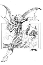 My Favorite Batgirl commission by thejeremydale