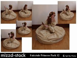 Fairytale Princess Pack 12 by mizzd-stock