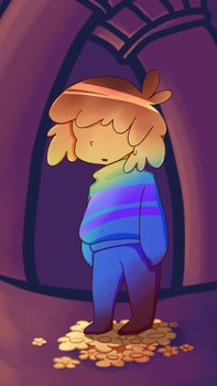 Frisk by Thatcode