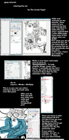 Coloring Tutorial for GIMP by The-Lovely-Fagot