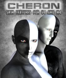 Cheron Skin Textures for M4 and V4 by mylochka