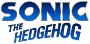 Classic Sonic the Hedgehog Logo (2006 Edition) by Turret3471