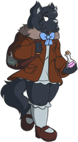Potion seller I want your strongest potions by freezy-rat