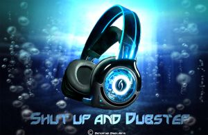 Dub your step man by DistortedOrion