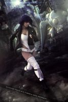 Run Motoko by JillStyler
