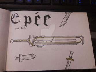 Epee by Mitsu-Illustratrice