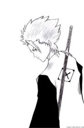 Grown up Hitsugaya by Bleach-Squad-10-Club