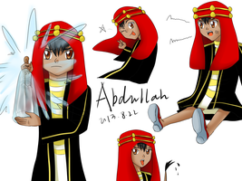 Abdullah by Renny1998